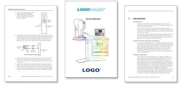 Sample Manual Design Production